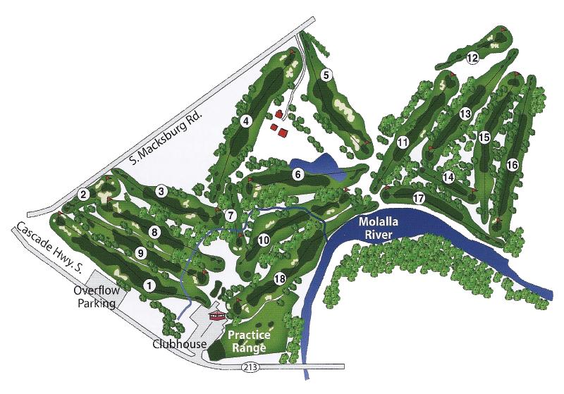 The Course Arrowhead Golf And Athletic Club